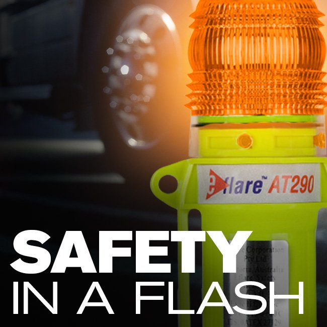 E-Flare™ Safety & Emergency Beacons