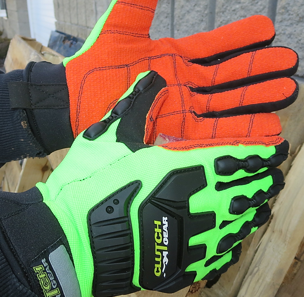 Superior Glove® Clutch Gear® Oilfield Gloves Product Code : MXVSBA
