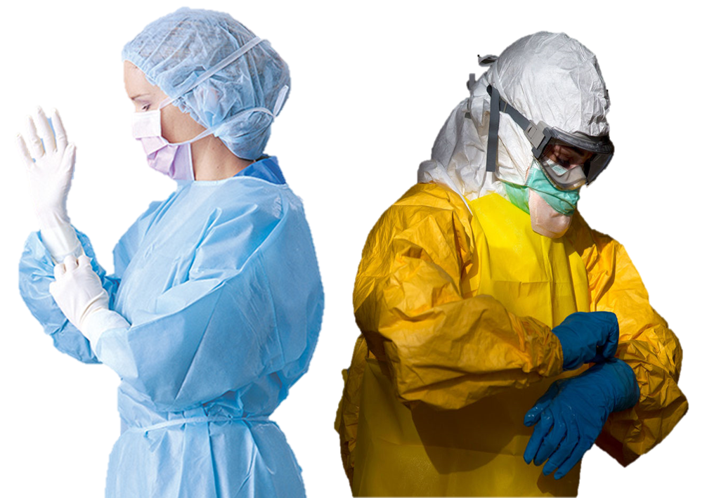 Personal Protective Equipment (PPE) & Safety - MDS