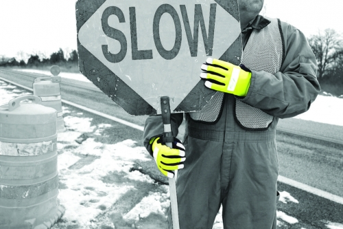 High-Visibility Work Safety Apparel