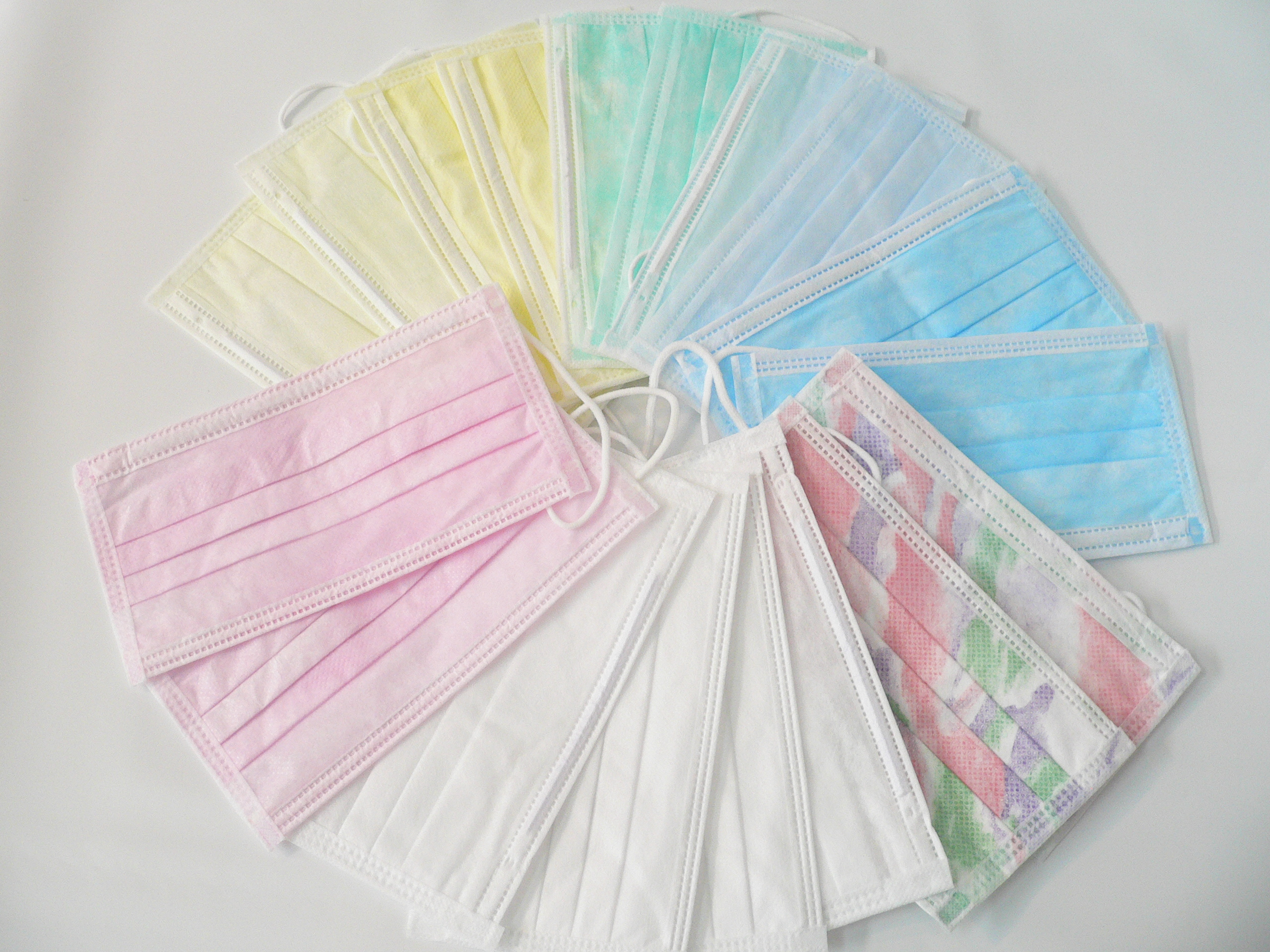 Image of Disposable Face Masks