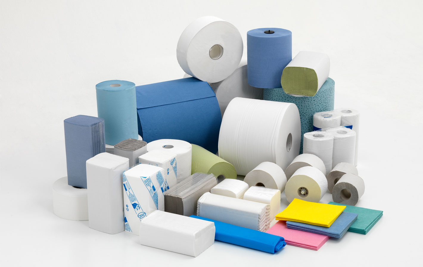 Wholesale Wiping Supplies & Paper Products for Home or Office