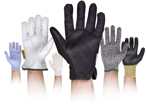 Hand Protection / Protective Gloves