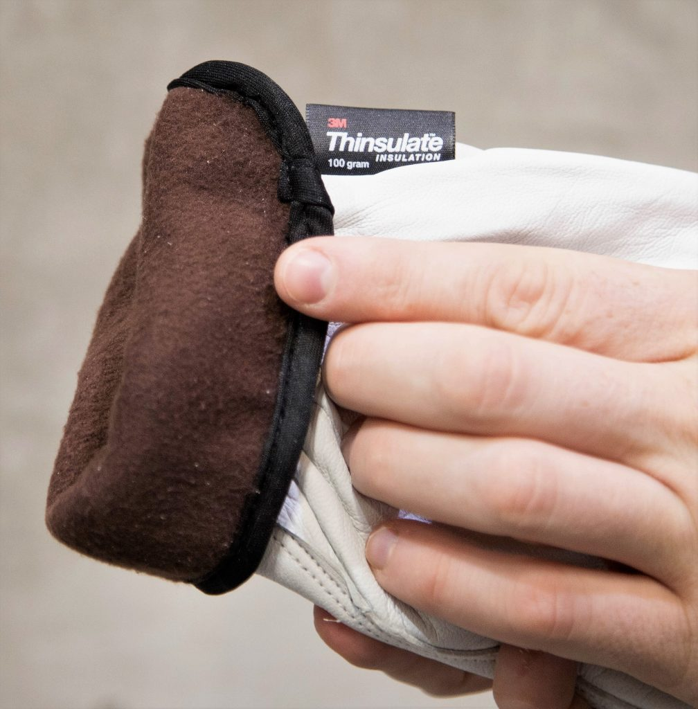 Winter Work Glove with Thinsulate Thermal Lining