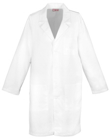 L18M/LAMGDC Pinnacle Textile Men's Lab Coat w/ Snap Front
