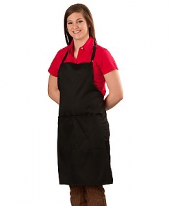 A2300 Pinnacle Textile Bib Apron