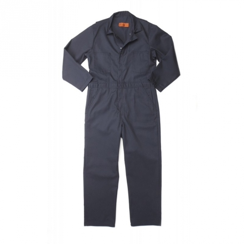 CV40 Pinnacle Textile 100% Cotton Industrial Shop Coveralls