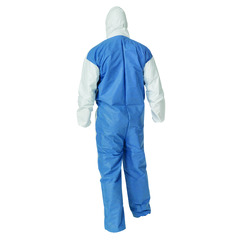 37163 Kimberly Clark® Professional KleenGuard® A40 Liquid & Particle Protection Coveralls