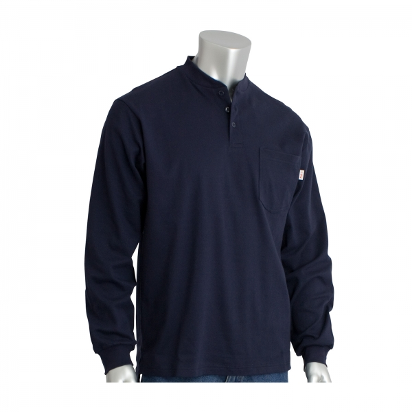 385-FRHN PIP® ARC/FR Long Sleeve Henley