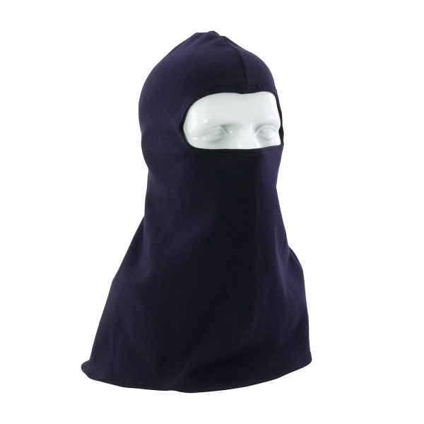 9100-HDFR15 PIP® Single-Layer ARC Fire Resistant Cotton Balaclava - 15.1 Cal/cm2