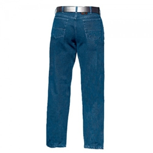 FR Fire Flame Resistant Stonewashed Denim