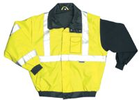 OccuLux® High Visibility Bomber Jacket