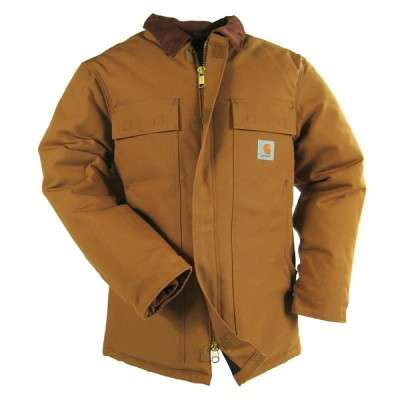 Carhartt® Duck Traditional Arctic Quilt-Lined Coats