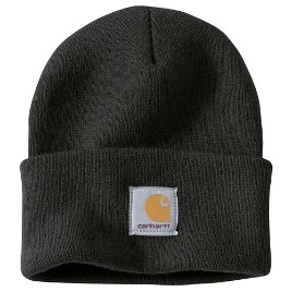 Carhartt® Knit Watch Winter Hats - Black