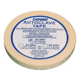 Indicator Tape, AT2003 Mydent Defend®  1` Autoclave Tape