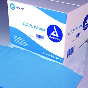 4436 Dynarex® CSR Wrap 36-in x 36-in