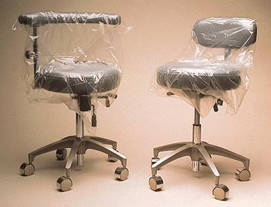 Clear Protection® Half Chair Covers