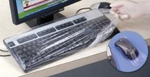 Prevent cross contamination with Keyboard Barrier Covers