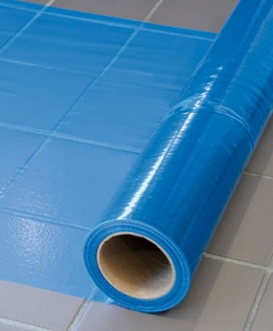 MDS 24` Blue 3-Mil Hard Surface Protective Film/Tape