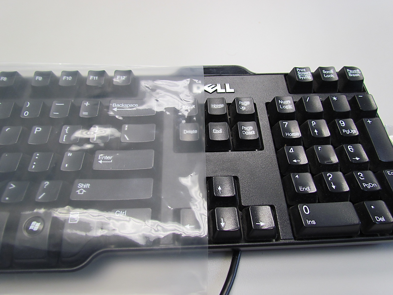 Disposable Keyboard Barrier Sleeves