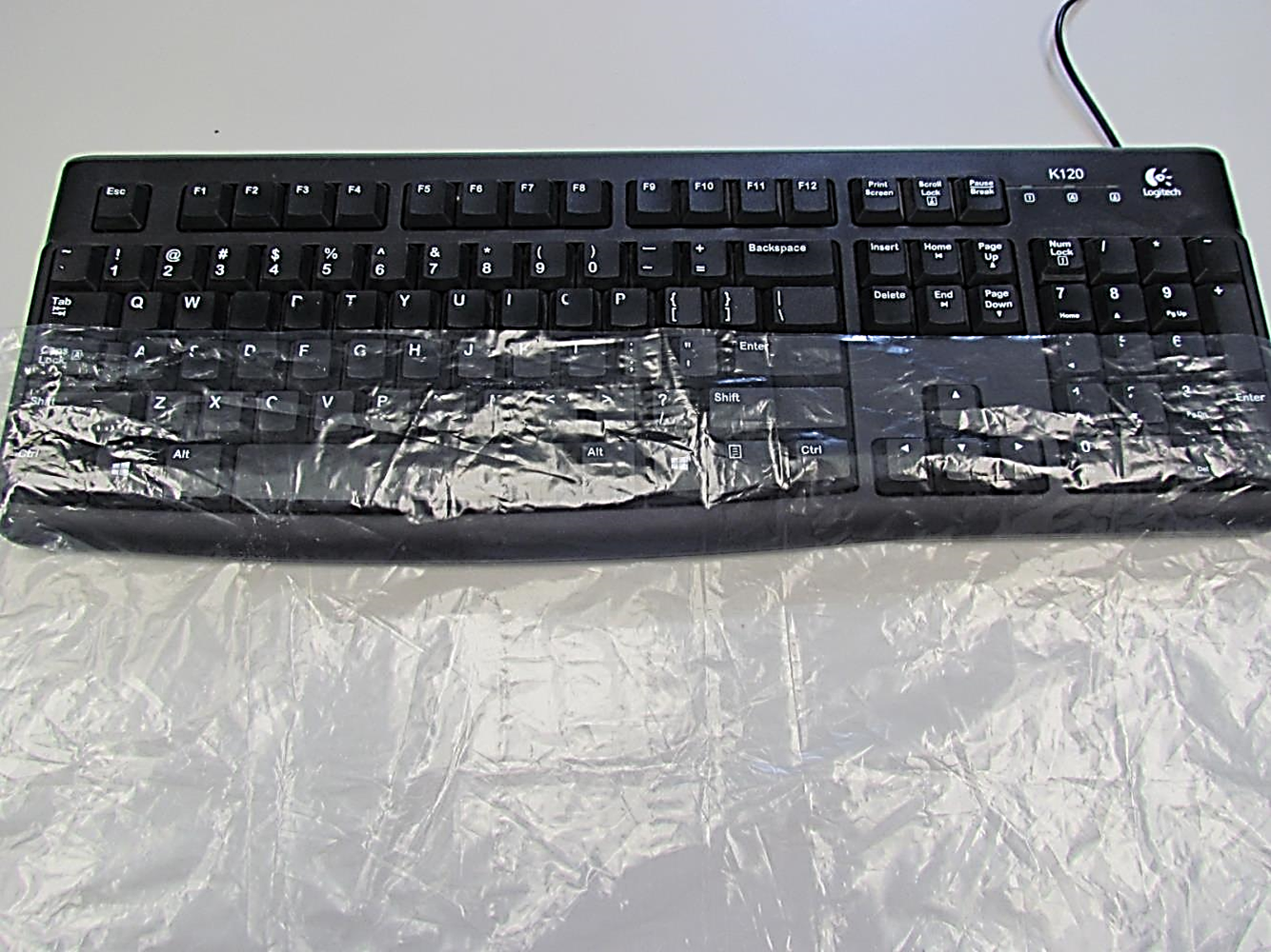 Disposable Protective Keyboard Barrier Covers