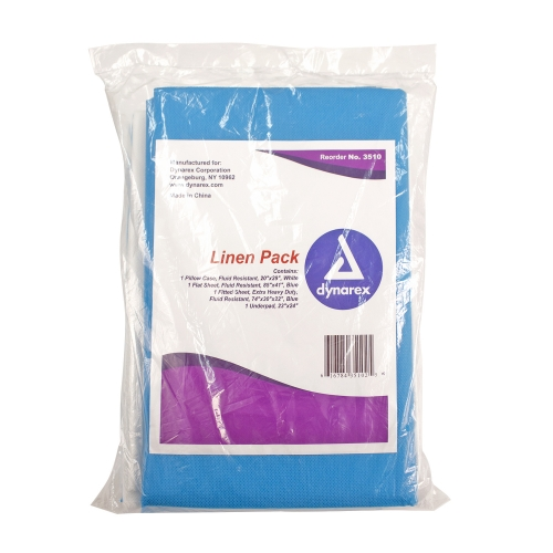 Dynarex Disposable Linen Packs