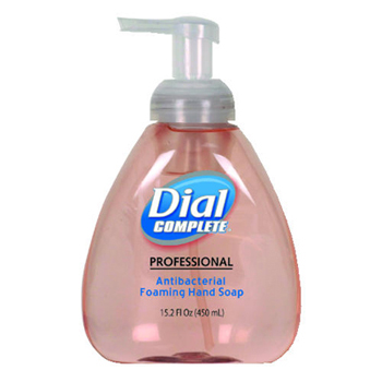 98606 Dial® Complete® Antibacterial Healthcare Hand Soap - 15-oz