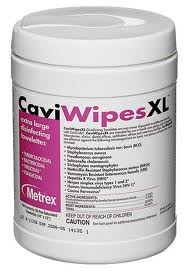 CaviWipes XL™ Disinfecting Wipes, Metrex® CaviWipes™ Disinfecting XL Wipes