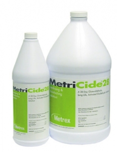 MetriCide® 28 High Level Disinfectant Sterilant,  Metrex MetriCide® 28 High Level Disinfectant Sterilant, #10-2800
