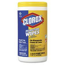 15948 Clorox® Professional Lemon Fresh Disinfecting Wipes
