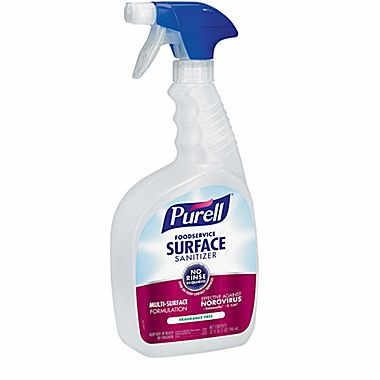Purell™ Foodservice Surface Sanitizer 32-oz Spray