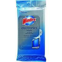 Windex Electronics Wipes, 702271 Windex® Electronics Wipes