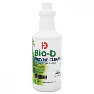 Bio D Enzyme Deodorizer Cleaner 1 Quart Spray Bottle