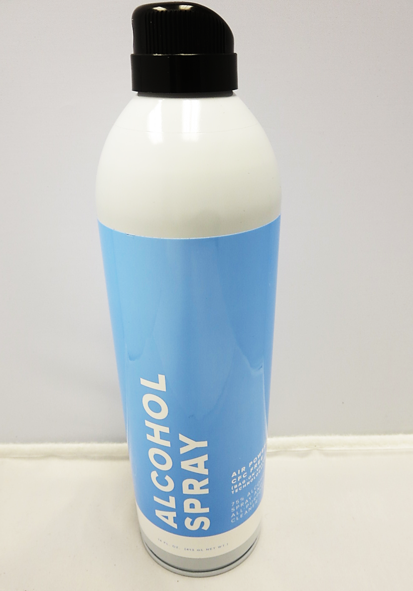 75% Isopropyl Alcohol 8-oz Spray Cleaner