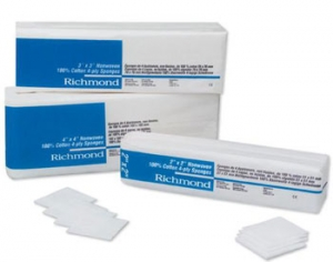 Richmond Non-Woven Gauze Sponges