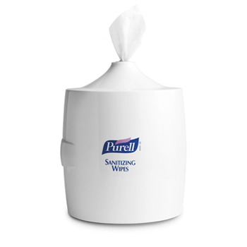 Purell® Sanitizing Wipes Wall Mount Dispenser