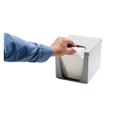 QUARTERFOLD WIPER DISPENSER CODE 09107