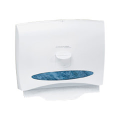 K-C PROFESSIONAL* WINDOWS* Toilet Seat Cover Dispenser CODE 09505