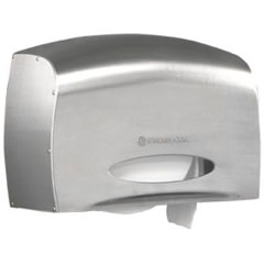 K-C PROFESSIONAL* Coreless JRT Bath Tissue Dispenser CODE 09601