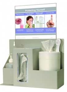 Infection Prevention Organizer Part #: ED-097