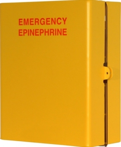 ED-760 Bowman Epinephrine Injector Dispenser- 10 Injector Capacity