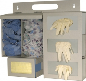 LP-004 Bowman® Protective Equipment Organizer