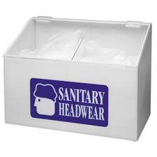 Sanitary Head Wear Dispenser - # PD241E