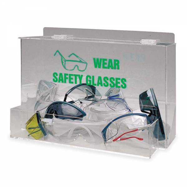 Large Capacity Eye Protection Dispenser - # PD701E