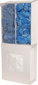 SD-010 Bowman Surgical Personal Protective Equipment & Apparel Organizer