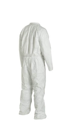 TY120SWH Dupont™ Tyvek® Disposable Protective Coveralls