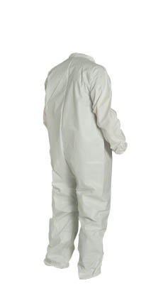 Dupont ProShield® NexGen®, NG125SWH ProShield® NexGen® Disposable Protective Coveralls w/ Elastic, White