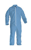 Kimberly-Clark® Professional KleenGuard® A65 Disposable FR Protective Coveralls, KLEENGUARD* A65 Flame Resistant Coveralls