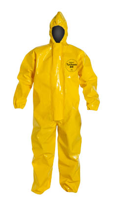 DuPont™Tychem® BR Protective Coveralls w/ Hood