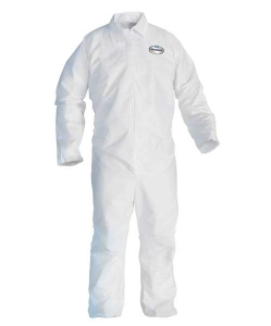 Kimberly-Clark® Professional Kleenguard® A20 Disposable Protective Standard White Coveralls